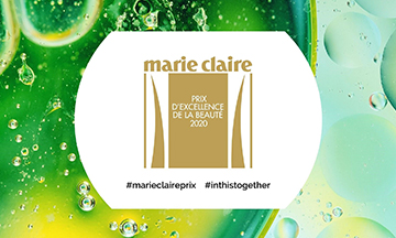 Winners announced for Marie Claire's Prix d'Excellence Beauty awards 2020
