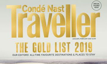 Conde Nast Traveller  The Gold List 2019 winners announced