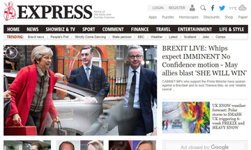 Express.co.uk appoints lifestyle reporter