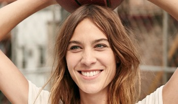 Alexa Chung launches YouTube channel