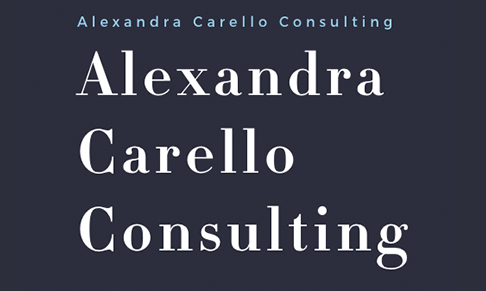 Alexandra Carello Consulting appoints Press Officer