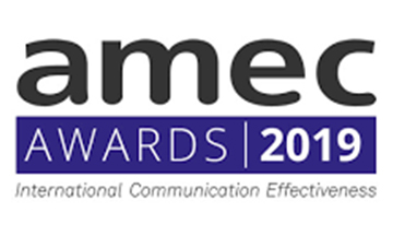 Winners announced at 2019 AMEC Awards