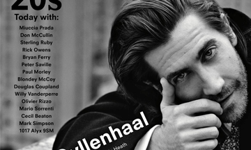 Another Man launches debut free digital issue with Jake Gyllenhaal