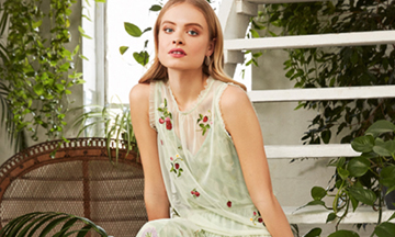 Anthropologie collaborates with British designer Alice Archer