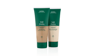 Aveda unveils Sap Moss Weightless Hydration Shampoo & Conditioner