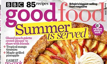 BBC Good Food celebrates 30th birthday with podcast launch