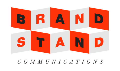 BRANDstand Communications redesign