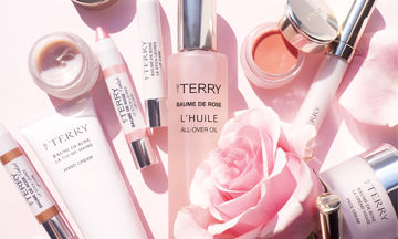 BY TERRY appoints Sylvia Terry PR
