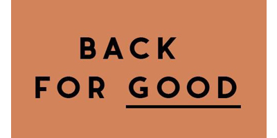 Back For Good - Intern (paid)