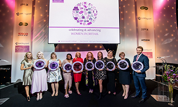 Nominations for the Barclaycard everywoman in Retail Awards are now open