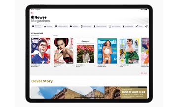 Bauer Media Group partners with Apple News+
