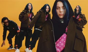 Billie Eilish named as face of MCM AW19 campaign