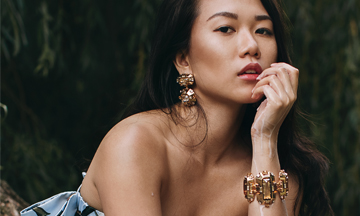 Journalist and brand owner Andrea Cheong signs to Linden Staub
