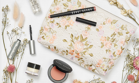Bobbi Brown Cosmetics collaborates with Needle & Thread