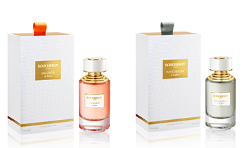 Boucheron unveils new fragrances
