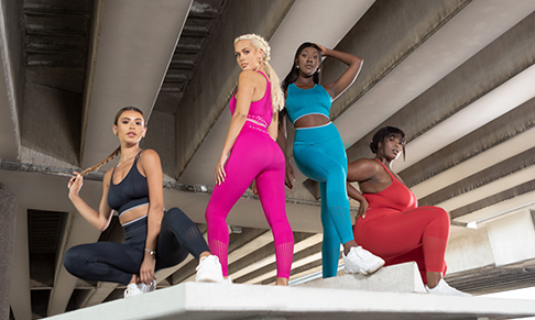 Boux Avenue collaborates with talents including Lottie Tomlinson and Joanna Chimonides