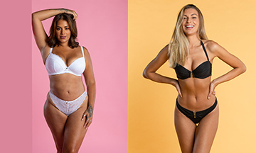 Boux Avenue launches first unretouched lingerie campaign