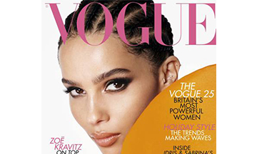 British Vogue names social media editor