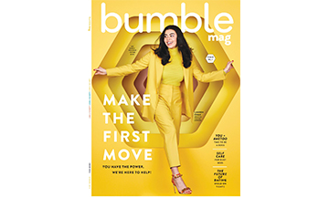 Hearst launches Bumble magazine