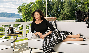 Butterfly Twists appoints PR and collaborates with Catherine Zeta-Jones