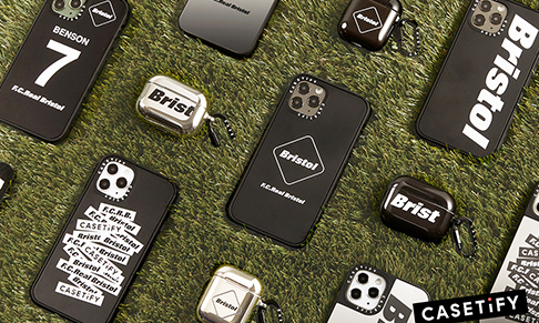 CASETiFY collaborates with Japanese sportswear brand F.C. Real Bristol
