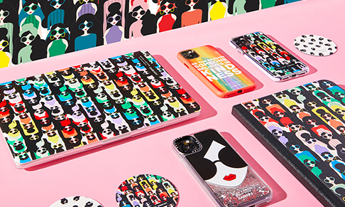 CASETiFY collaborates with alice + olivia