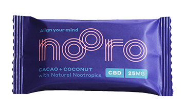 CBD snack brand nooro appoints Palm PR