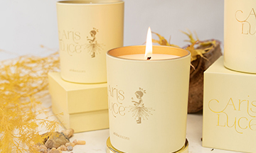 Candle brand Aris Luce appoints Chalk PR