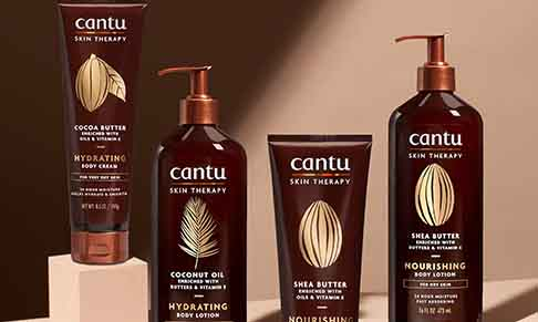 Cantu Beauty launches Cantu Skin Therapy