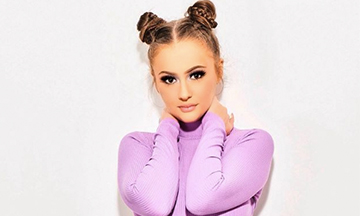 Charnley Communications represents TikTok star Holly H