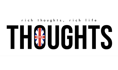 Christmas Gift Guide - British Thoughts (12k Instagram followers)