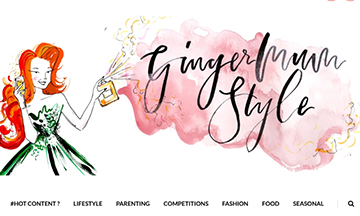 Christmas Gift Guide - Ginger Mum Style