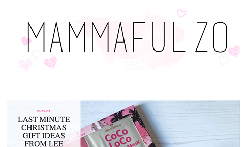 Christmas Gift Guide - Mammaful Zo