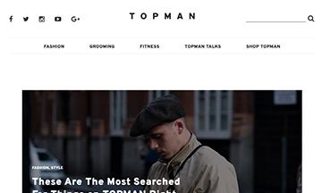 Christmas Gift Guide - The Topman Blog (756k Instagram followers)