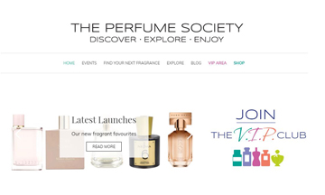 Christmas Gift Guide - The Perfume Society (36k Instagram followers)