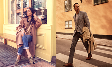 Clarks unveils the faces of its global campaign