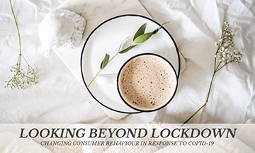 Condé Nast Britain's first insight report - Looking Beyond Lockdown