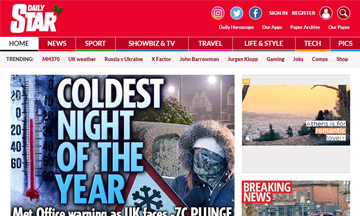 Daily Star Online announces editorial updates