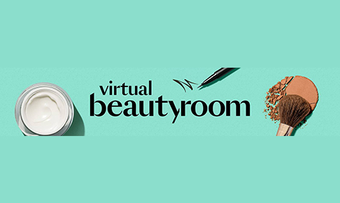 Debenhams unveils virtual beauty room