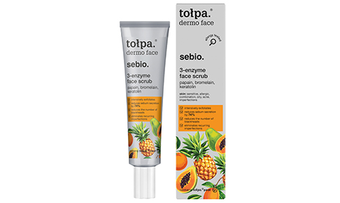 Dermo-cosmetics skincare range Tolpa launches in the UK and appoints PR