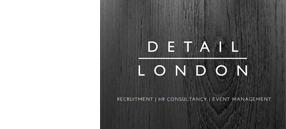 Detail London job - Beauty Account Director