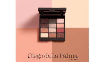 Diego dalla Palma launches Nuda Eyeshadow Palette