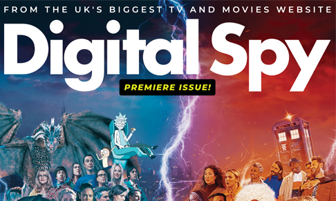 Digital Spy launches digital magazine with Apple News+