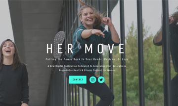 Digital health and fitness publication Her Move announces launch