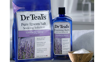 Dr Teal's appoints PDC Brands