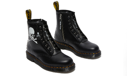 Dr. Marten collaborates with MASTERMIND WORLD