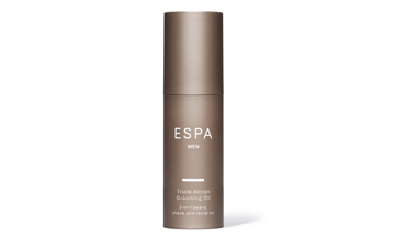 ESPA launches Triple Action Grooming Oil