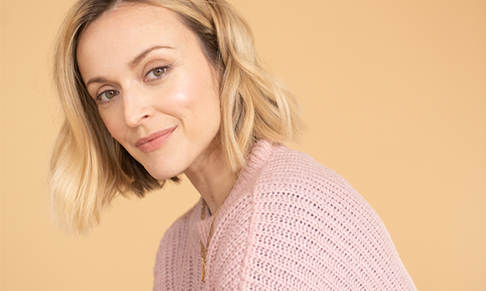 Eco-ethical haircare brand weDo partners with Fearne Cotton