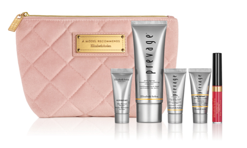 Elizabeth Arden collaborates with A Model Recommends