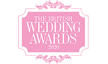Entries are now open for The British Wedding Awards 2020